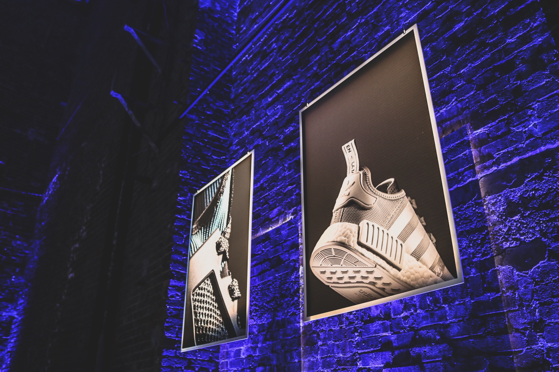 Adidas x ASOS NMD launch party 04244fd0ab14