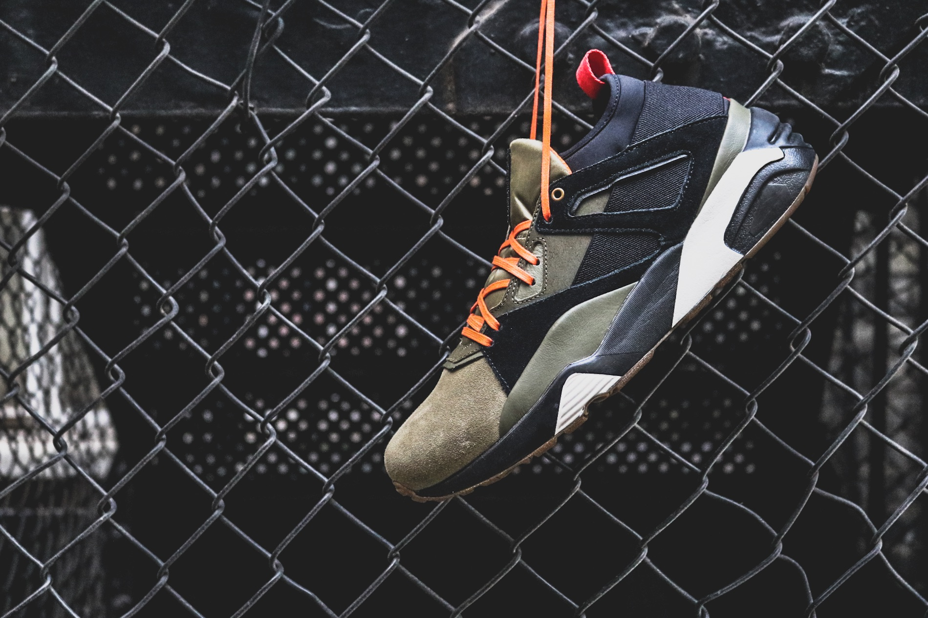 e6c4fdc0f9c3 Sneakerness x Puma Blaze of Glory Sock will be limited to 100 pairs . ...