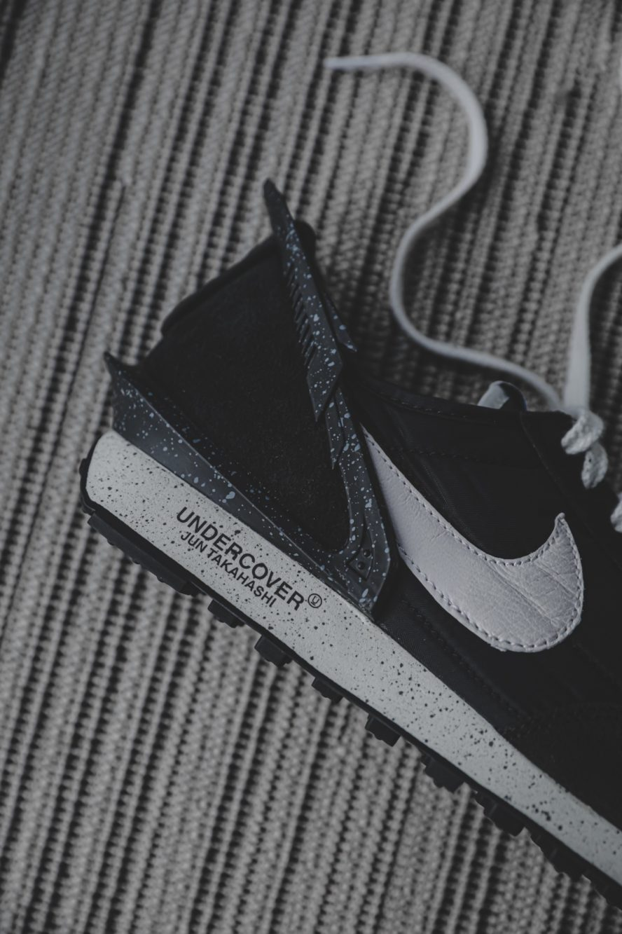 UNDERCOVER x Nike Daybreak - Exclusive images. Visionarism
