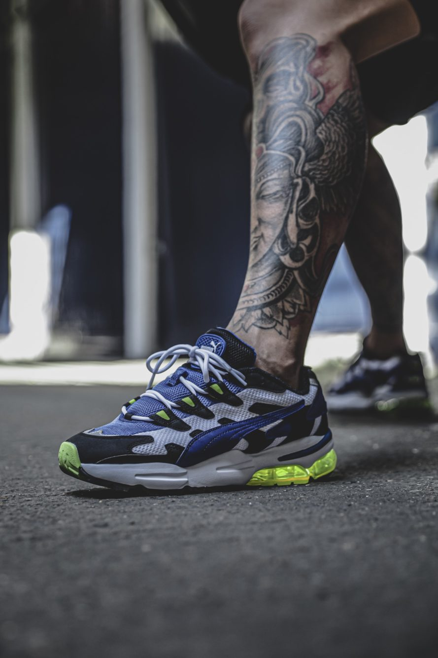 The Puma CELL Alien OG is back. - Visionarism