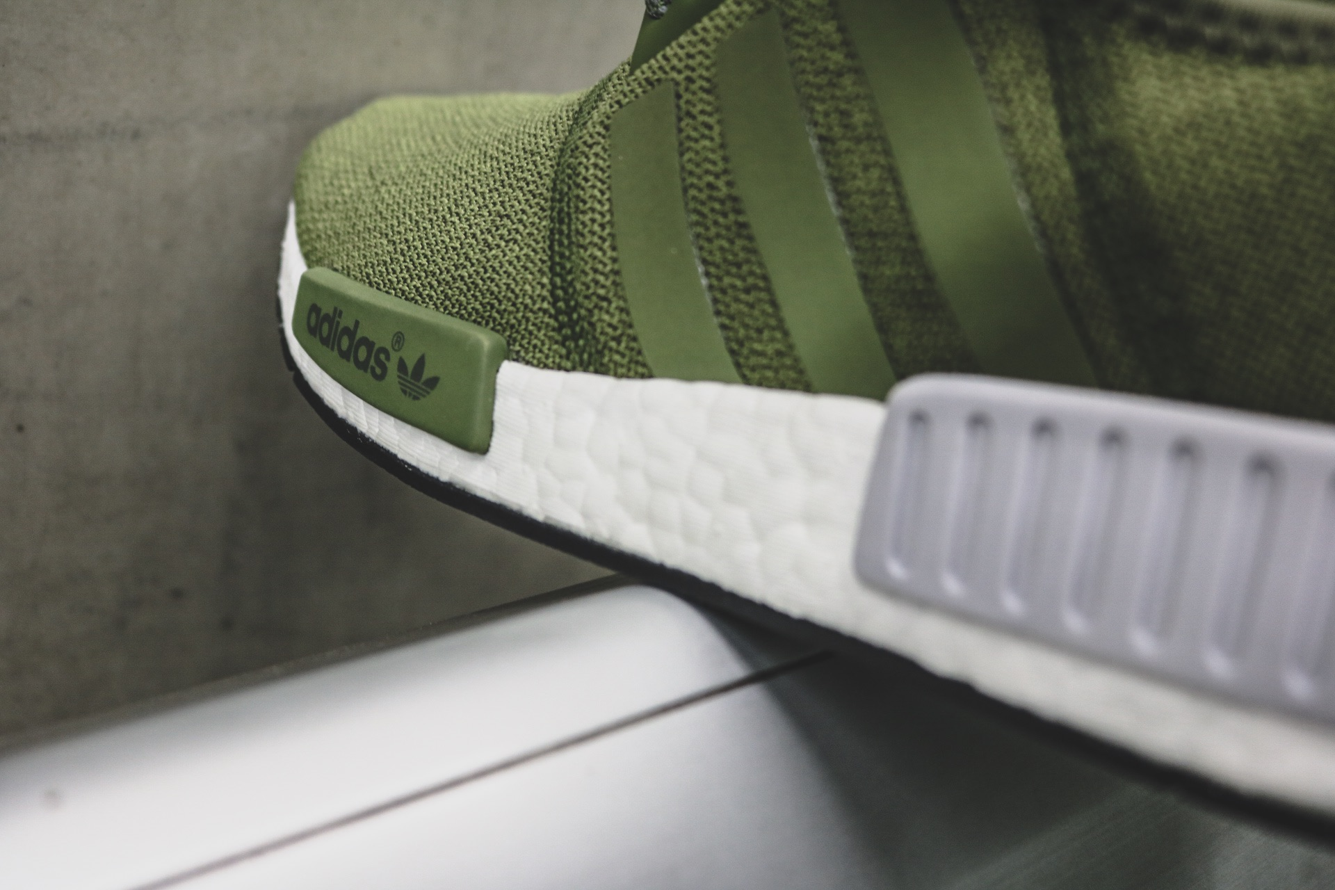 "uk availability 20d79 57abc Adidas NMD R1 ""Olive"" Euro-Exclusive."