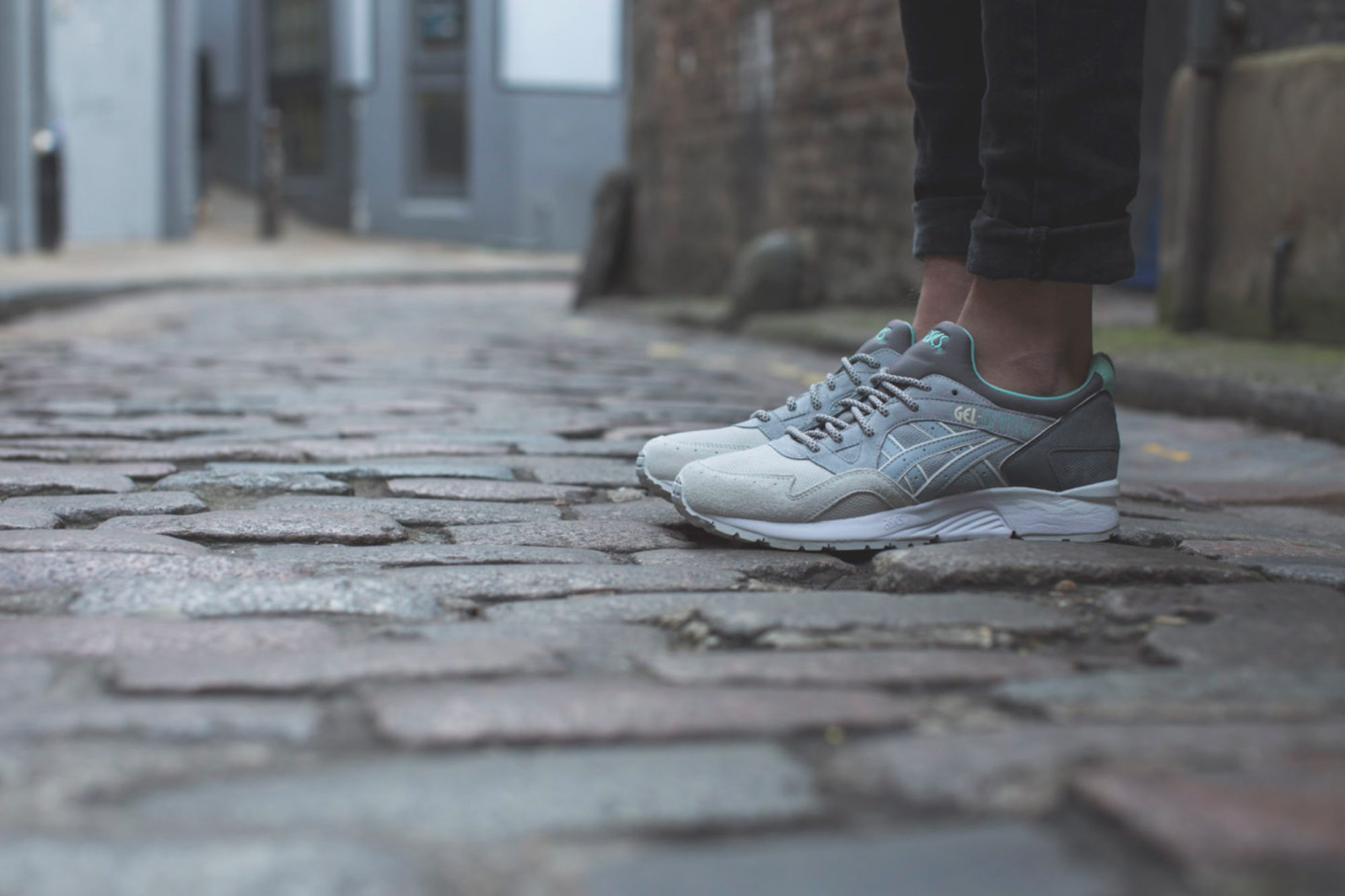 "the latest 3ead3 bfb93 Offspring x Asics Gel Lyte V 20th Anniversary ""Cobbled ..."