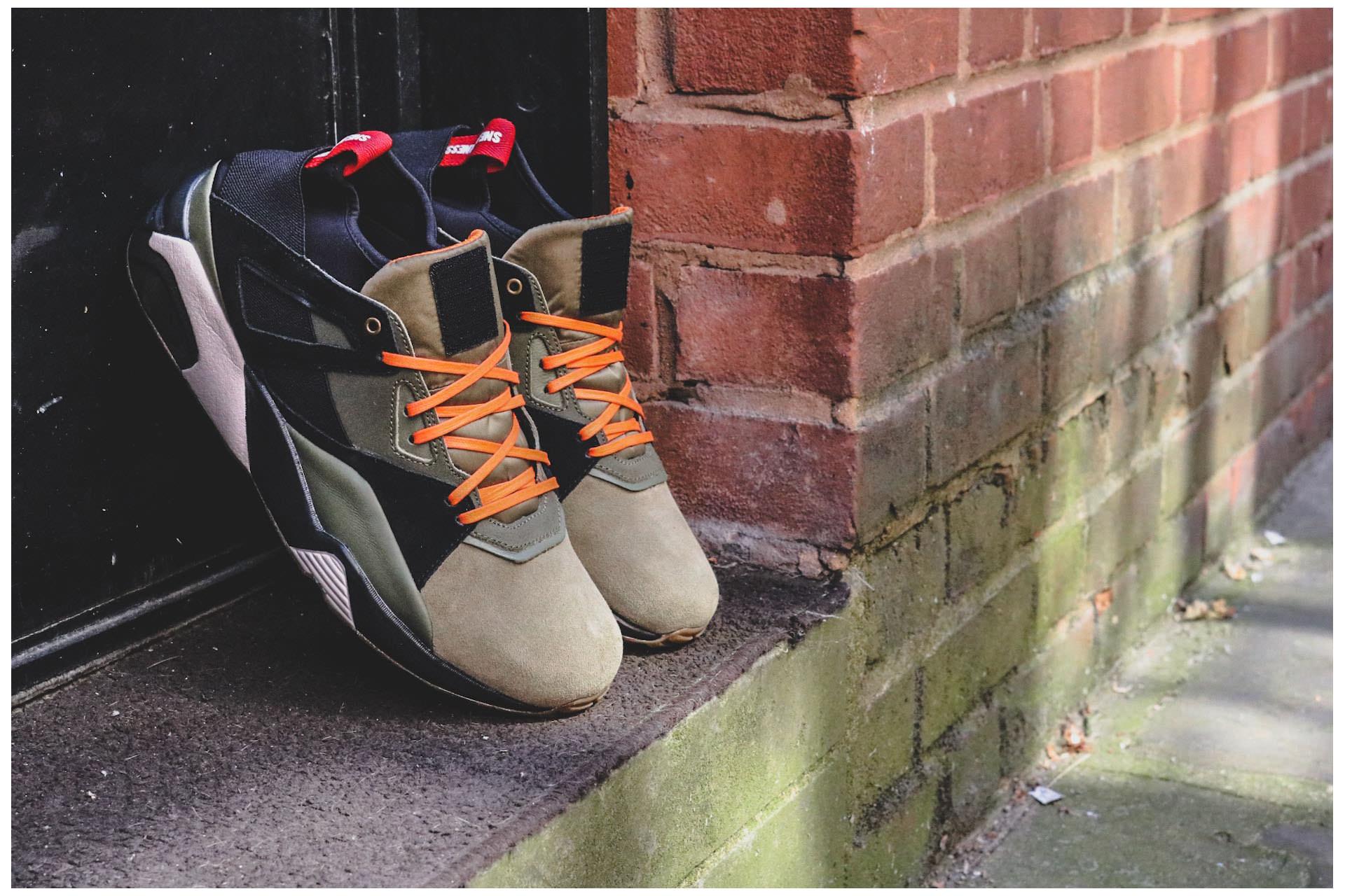 6b79ee5fbfe0 Sneakerness Paris x Puma BoG Sock - Visionarism