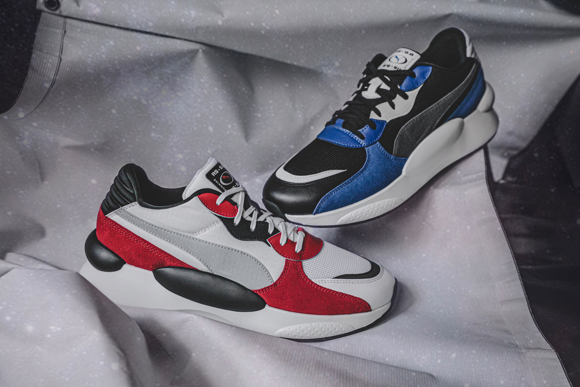 Introduction to the Puma RS 9.8 - Visionarism
