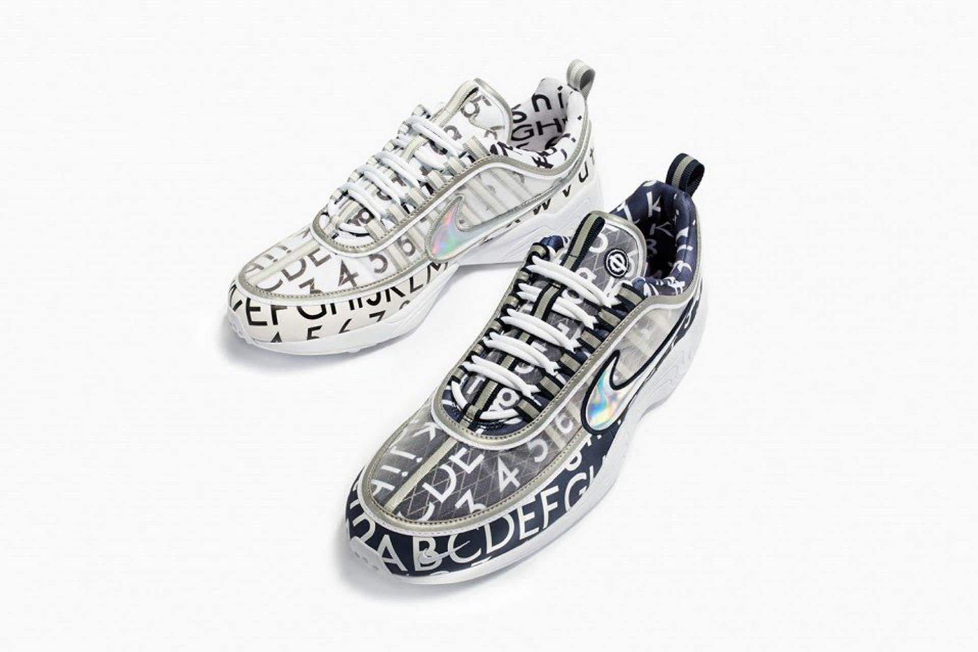 NikeLab x Roundel Spiridon Pack.