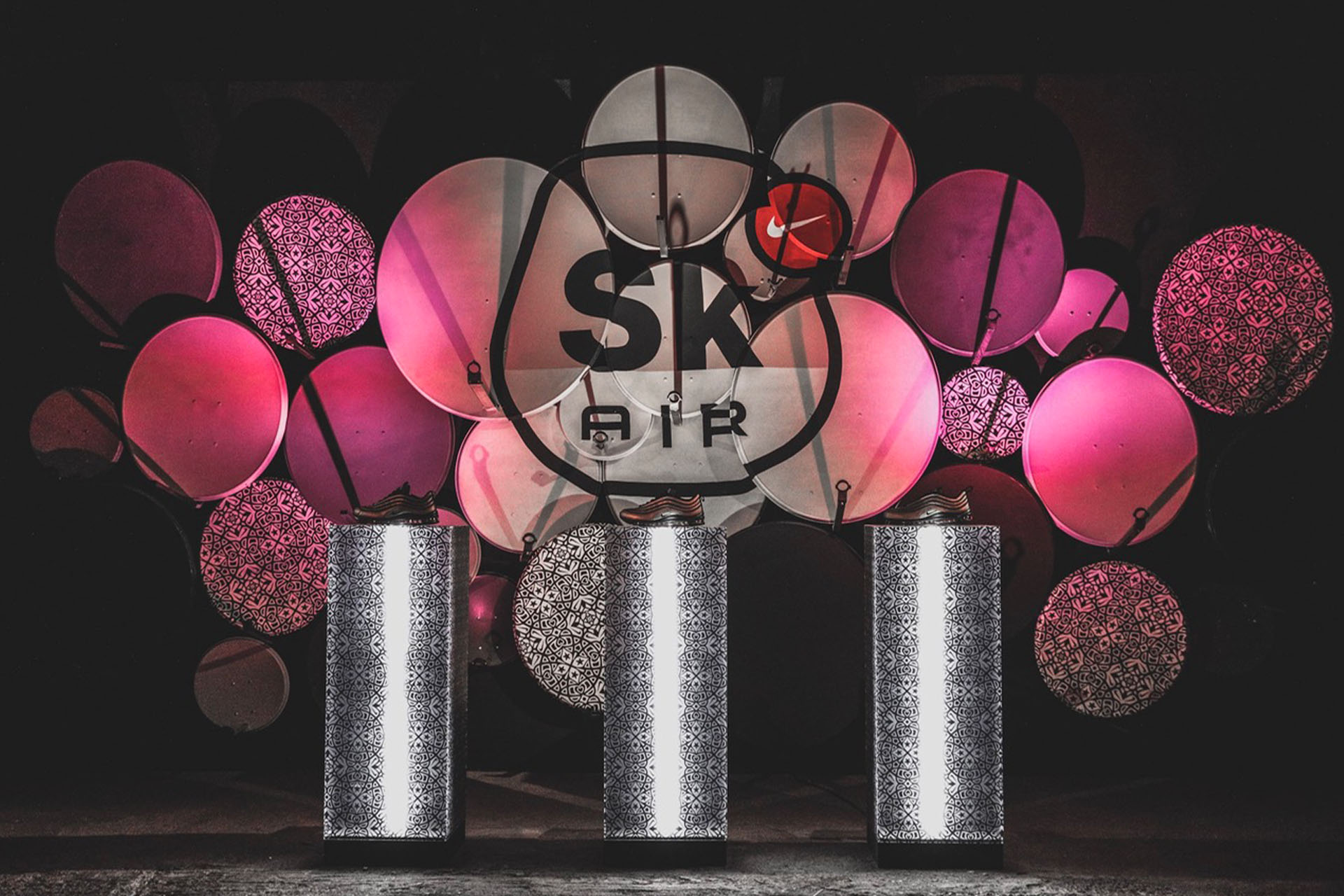 "Nike x Skepta ""Sk Air"" Event, London."