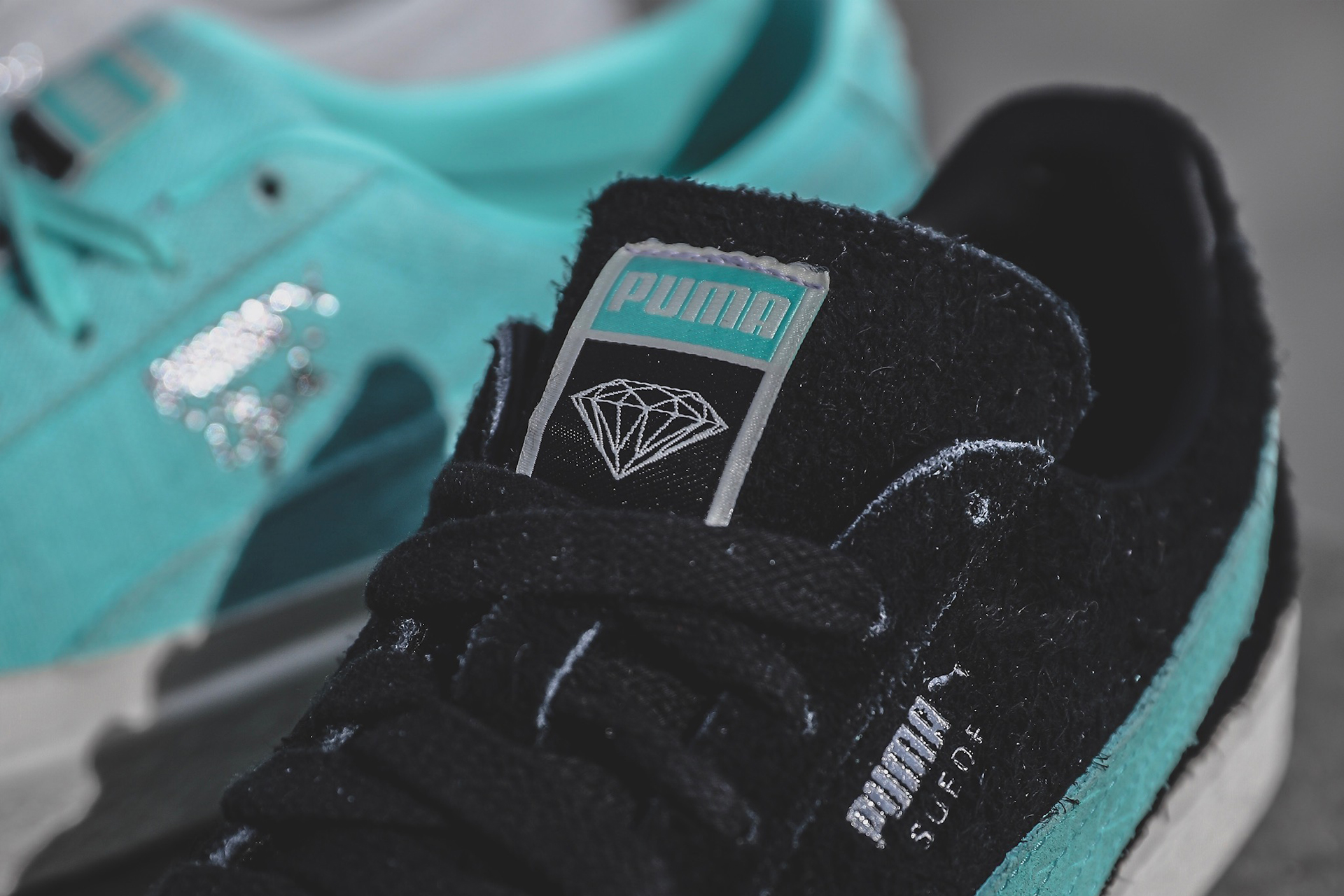 buy online 1aaa2 a3698 Diamond Supply Co. x Puma Collection. - Visionarism