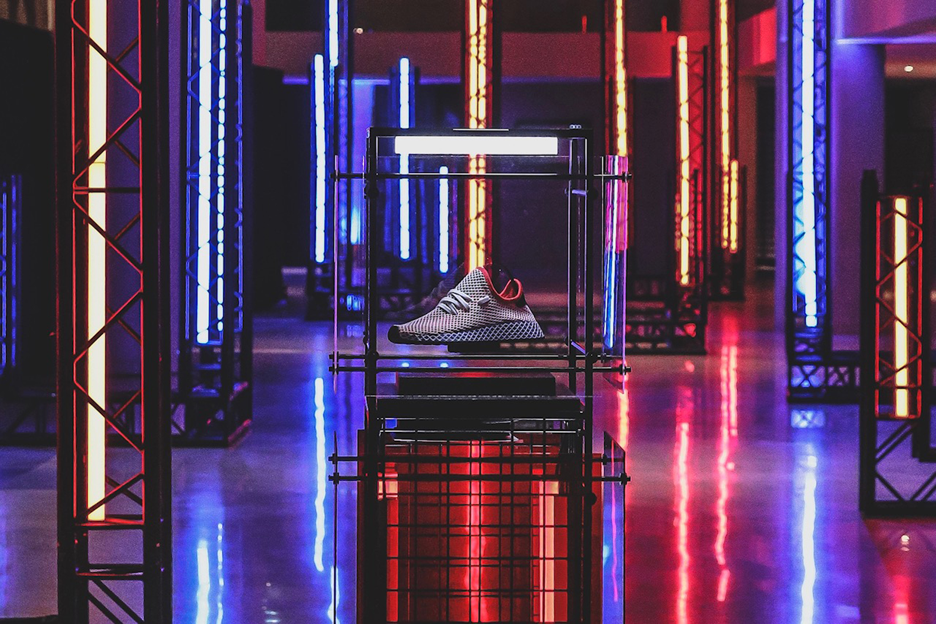 79d1ad31c Adidas x ASOS NMD launch party